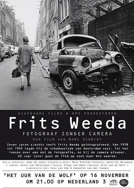 Frits Weeda, fotograaf zonder camera - Marc Schmidt