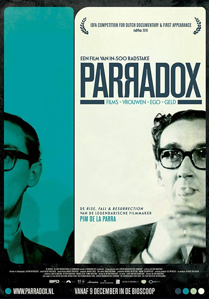 Parradox - In-Soo Radstake