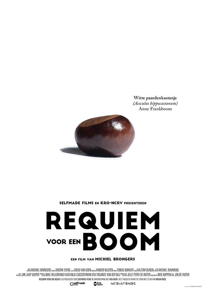 Requiem voor een boom - Michiel Brongers